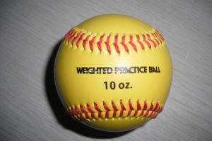 Heavy & Snap Baseball (HB-08)