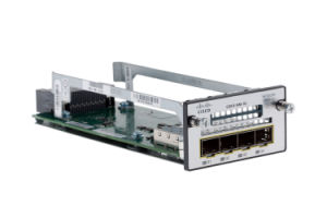 New Cisco C3kx-Nm-1g= 4 X Gigabit Network Modules