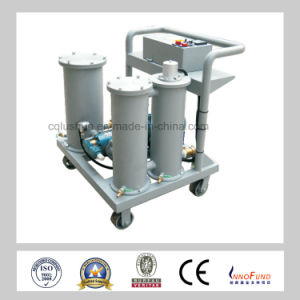 Jl-100A Series Filtering-Type Oil-Purifier / Oil Filtration Machine pictures & photos