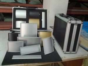 Aluminium Curved Sign System Sample Kit pictures & photos