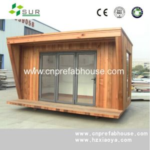 New Style Prefab Wooden Modern House pictures & photos