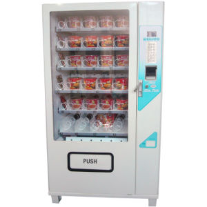 Cup Noodle Vending Machine (KM006N) pictures & photos