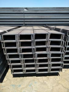 China Q235 Hot Rolled Steel U Channel with High Quality pictures & photos