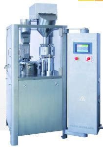 CE Approved Auto Capsule Filling Machine (NJP-200) pictures & photos