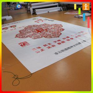 Hanging PVC Frontlit Flex Vinyl Banner for Street Advertising pictures & photos