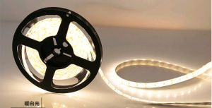 Waterproof Flexible 5050 Strips (60LEDs/M) pictures & photos