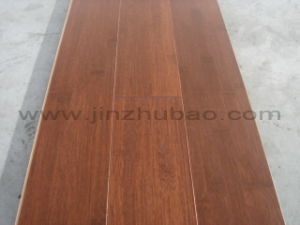 Stained Bamboo Flooring (Chocolate) (BZ-SC001)