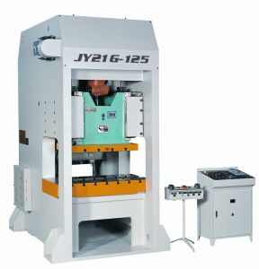 Jy21g Series Semi-Straight Side High-Speed Press Machine pictures & photos