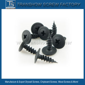 Black Phosphated Truss Head Self Tapping Screw pictures & photos