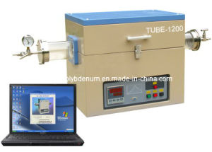 Tube-1200 High Temperature Vacuum Tube Furnace pictures & photos