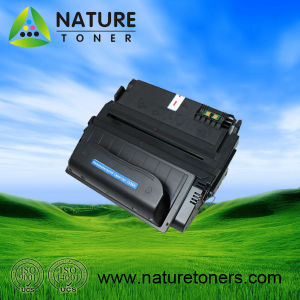 Compatible Black Toner Cartridge Q1338A for HP 4200 Printer pictures & photos