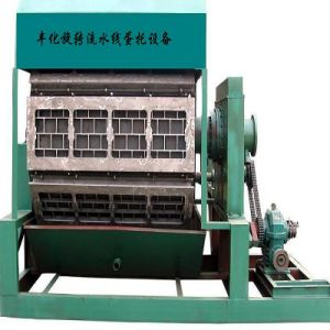 Samll Automatic Egg Tray Machine