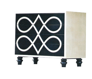 Luxurious Hotel Console Table (G-013)
