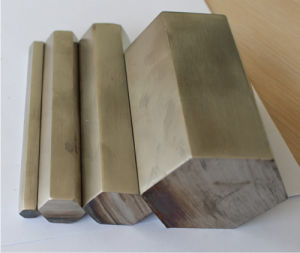 AISI 304 Stainless Steel Hexagonal Bar pictures & photos