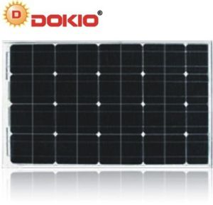 Monocrystalline Solar Panel (DSP-60M) pictures & photos
