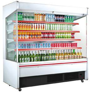 Commercial Supermarkt Open Display Refrigerator pictures & photos