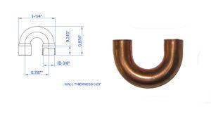 Air Conditioner Parts Copper U Bend pictures & photos
