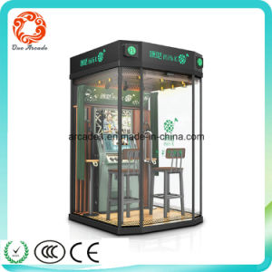 Mall Street Mini Karaoke Sing Songs Music Game Machine Jukebox pictures & photos