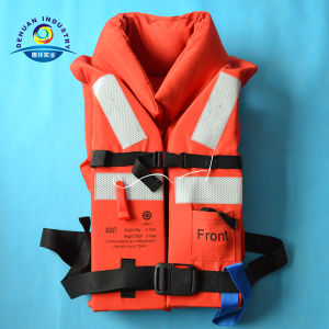 Working Life Jacket With CCS New Standard Certified (DH-038)