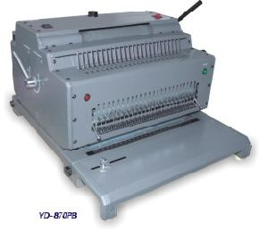 Four in One Function Binding Machine (YD-870PB) pictures & photos