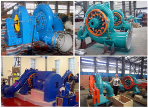 Small Francis Water Turbine Generator / Small Francis Turbine pictures & photos
