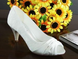 Women′s Casual Wedding Shoes (Ogt0433)