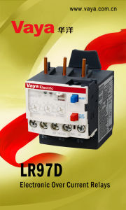 LR97D Electronic Over Current Relay