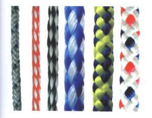 High Quality 8 Strand Braided Rope pictures & photos