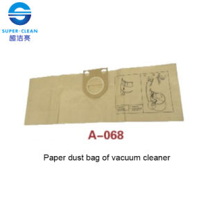 Paper Dust Bag of Vacuum Cleaner pictures & photos