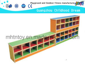 Children Furniture Shoes Cabinet Wooden Cabinet Children Shoes Furniture (M11-08809)