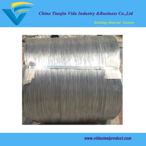 Gulfan Steel Wire (Zinc and Aluminium Alloy Wire) pictures & photos