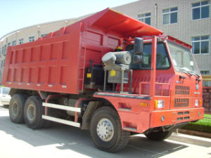 Sinotruk HOWO 60 Ton Mining Dump Truck pictures & photos