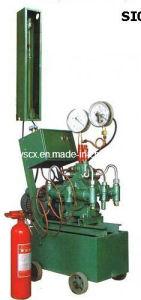 Dry Powder Fire Extinguisher Filling Machine (SI03-10C) pictures & photos