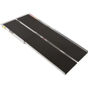 Aluminum Auto Parts Antiskid Wheelchair Ramp (220540-220510) pictures & photos
