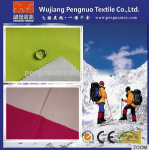Waterproof Breathable Fabric for Outdoor Sports Wear/320d Taslon Ski-Wear and Horse Rug Functional Fabric