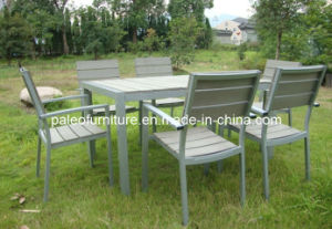 Polywood Dining Table and Chair (PADP-1101)