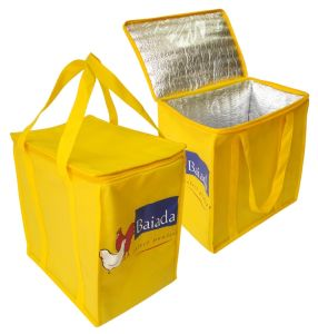 Promotional Cooler Bag, Made of Non Woven, Woven, Polyester pictures & photos