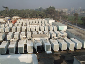 Power Plant for Gensets Output 100MW Power Substation pictures & photos