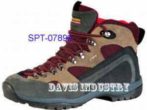 Factory Offered New Design Outdoor Trekking Hiking Waterproof Shoes with Good Price pictures & photos