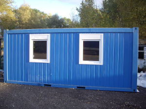 Welded Container House (SU-C161) pictures & photos