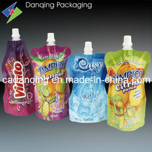 Plastic Packaging Juice Pouch, Food Packaging Bag pictures & photos