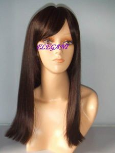 Long Style Full Lace Wig Hair Wigs Synthetic Hair for Woman pictures & photos