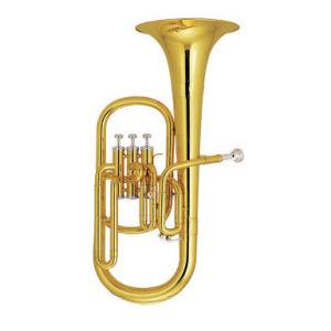 Alto Horn Eb Key/ Brass Instrument/Alto Horn pictures & photos