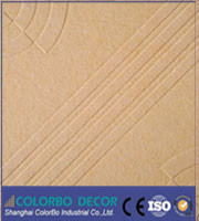 High Quality Acoustic Polyester Fiber Board for Wall Decoration pictures & photos