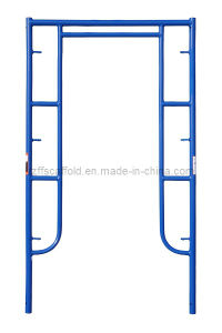 Walk Thru Frame with Drop Lock for Frame System (FF-604B) pictures & photos
