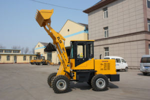 Wheel Loader Construction Machinery Lq915 pictures & photos