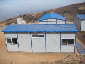 Mobile Modular House with Panel House