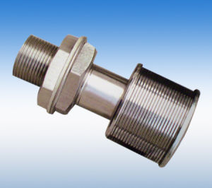Ss304 Water Filter Strainer Nozzle for Water Processing pictures & photos