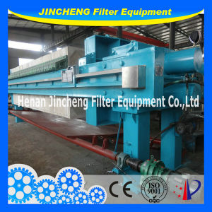 Hydraulic Filter Press Best Press (XMY890)