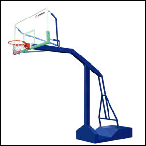 Quadrate Tube Basketball Stand/ Post/ Backstop (XP 2013)